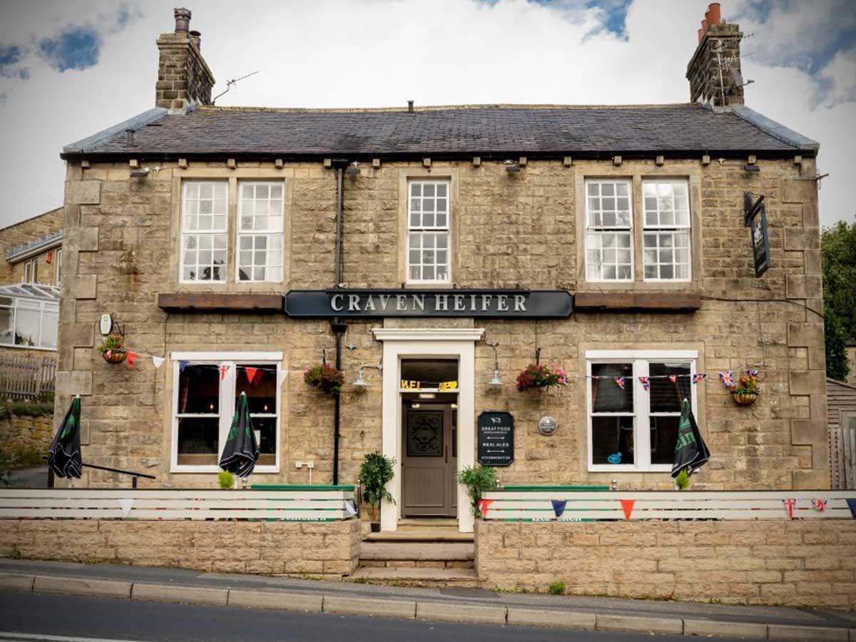 The Craven Heifer, Addingham
