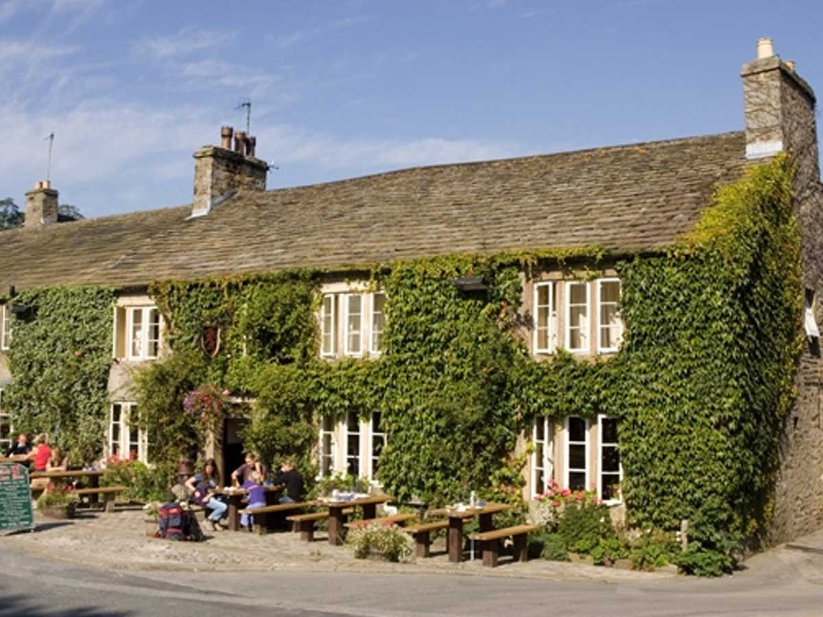 Red Lion Hotel & Manor House, Burnsall