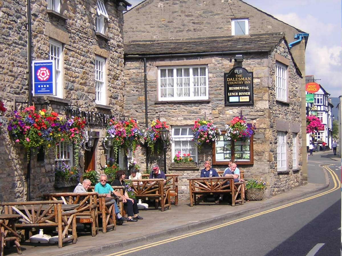 The Dalesman Country Inn, Sedbergh