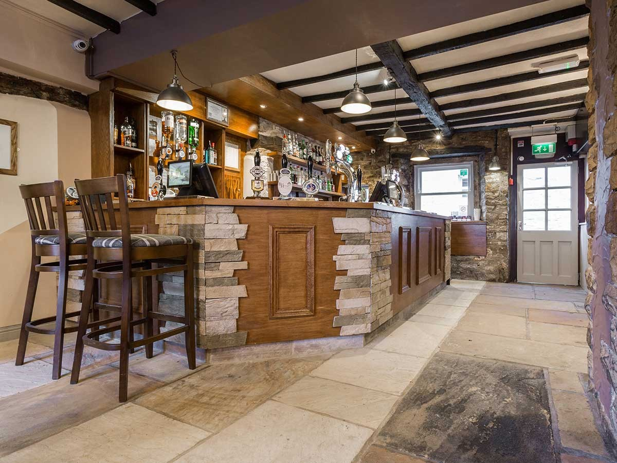 Black Horse Hotel, Grassington