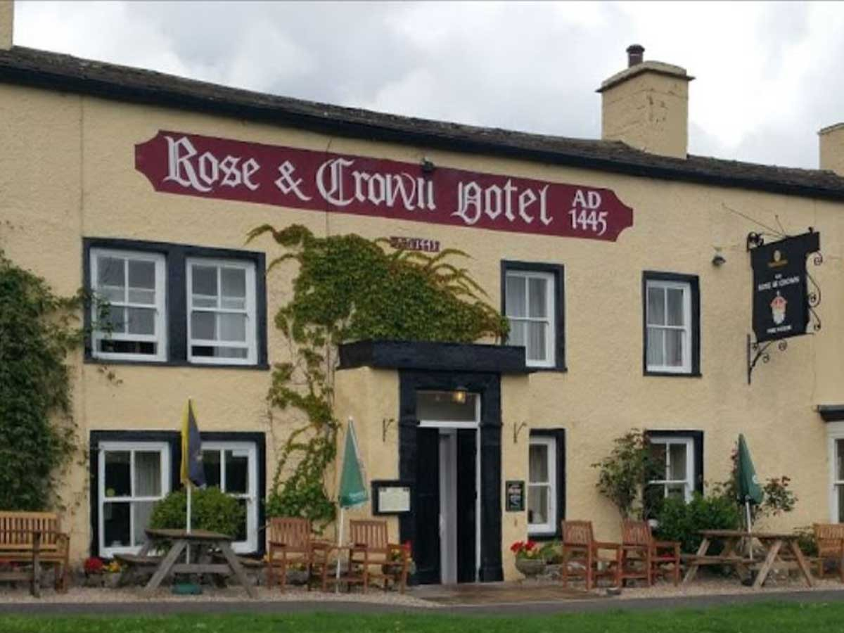 Rose & Crown, Bainbridge