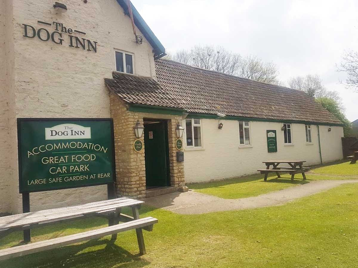 Dog Inn, Sodburys