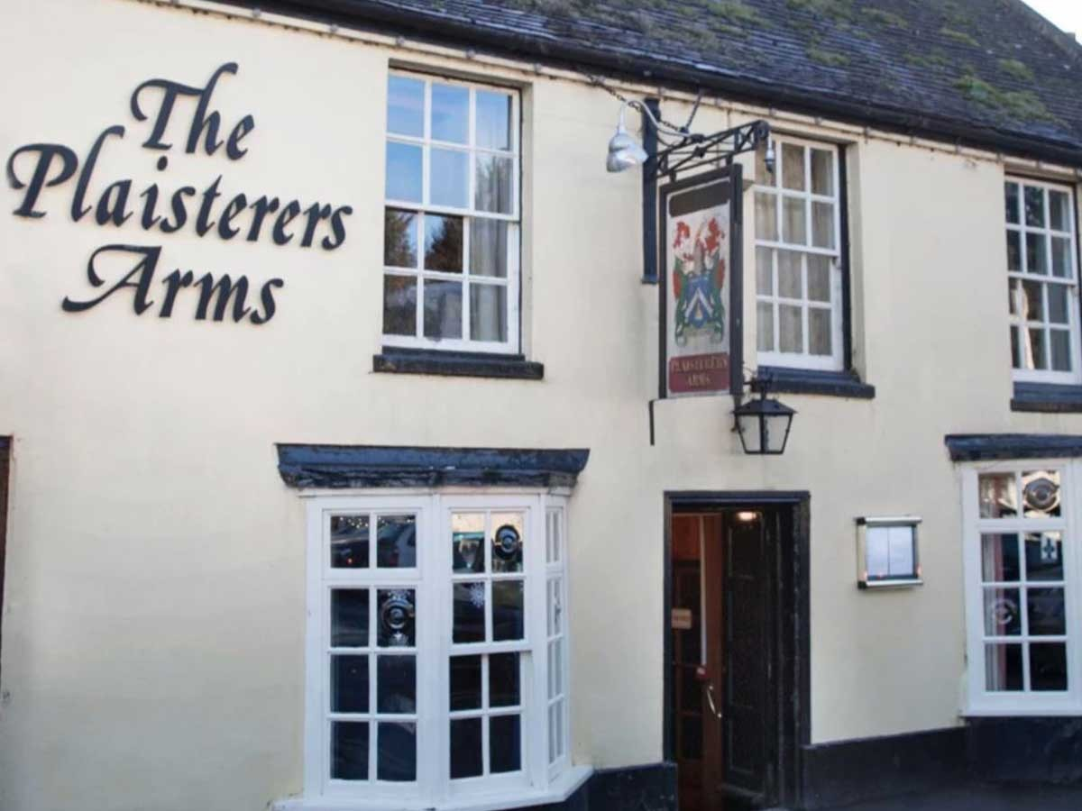 The Plaisterers Arms, Winchcombe