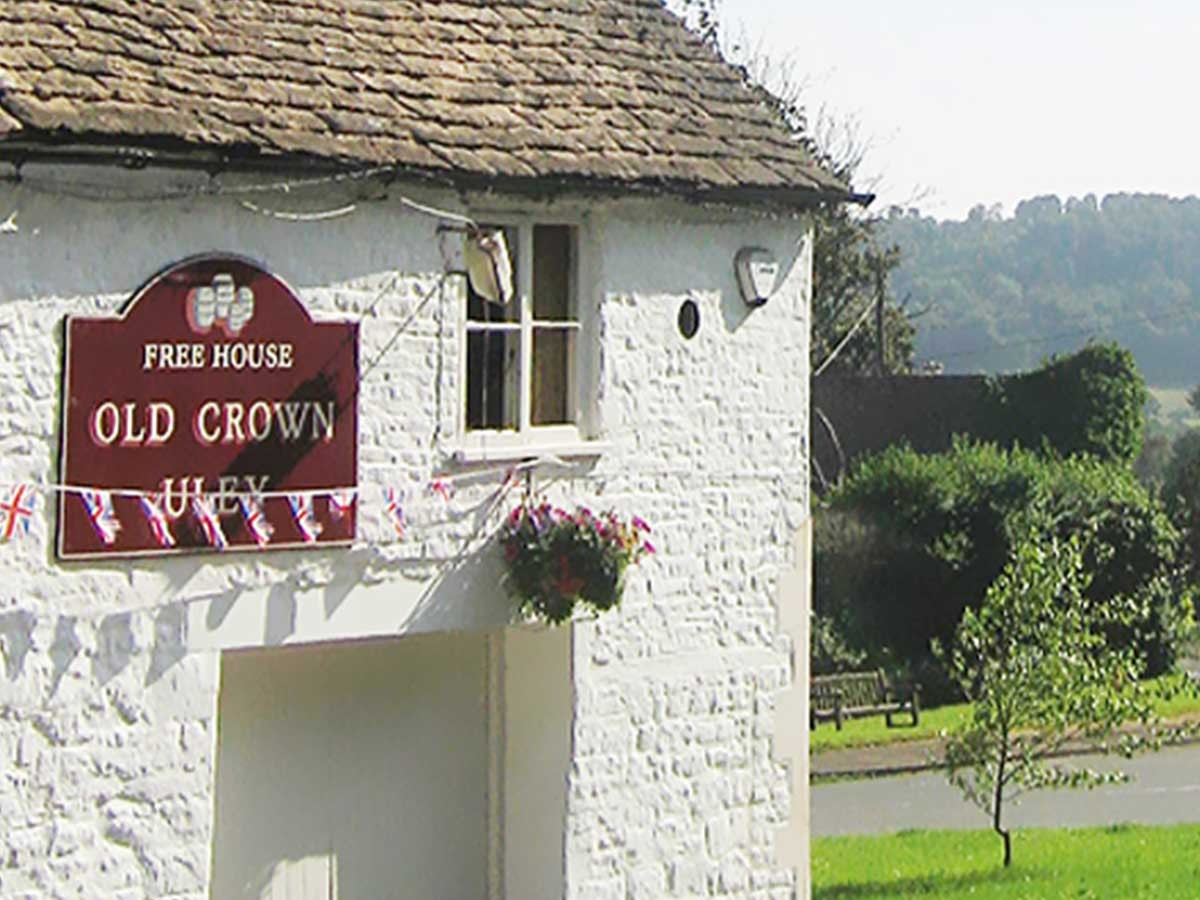 The Old Crown Inn, Uley