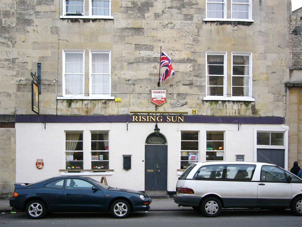The Rising Sun Inn, Bath