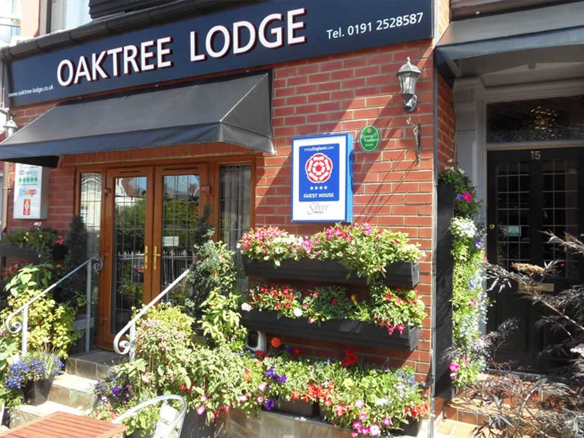 Oaktree Lodge, Whitley Bay