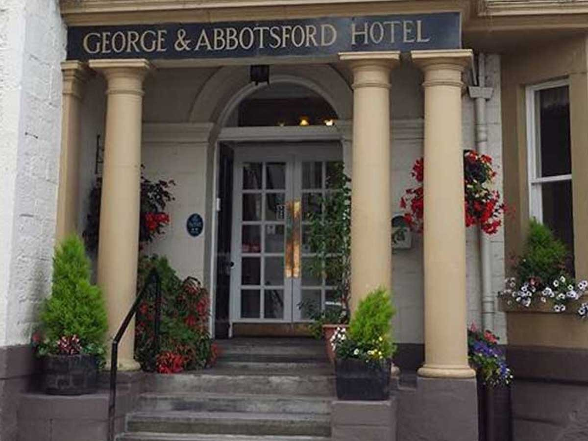 George & Abbotsford Hotel, Melrose
