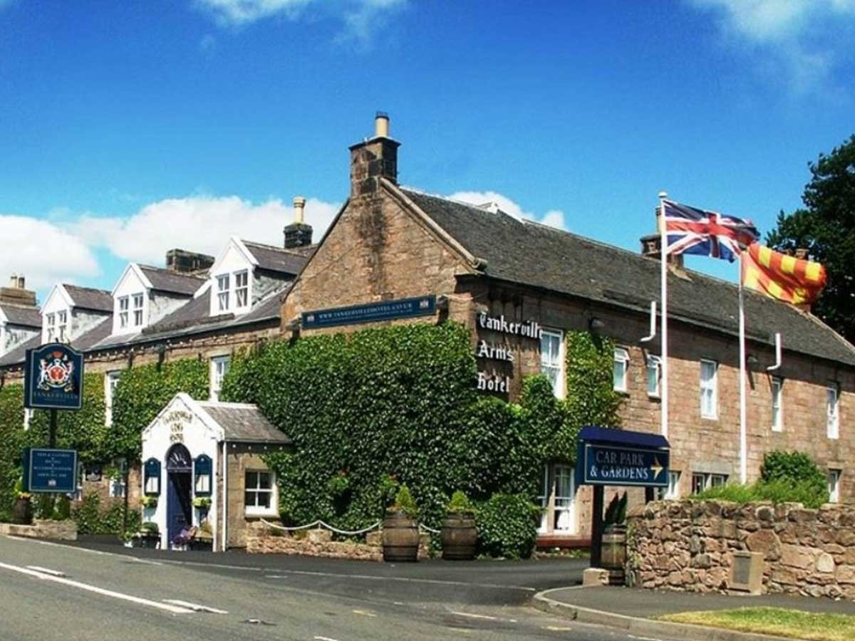 Tankerville Arms Hotel, Wooler