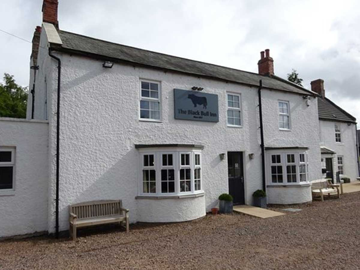 Black Bull Inn, Lowick
