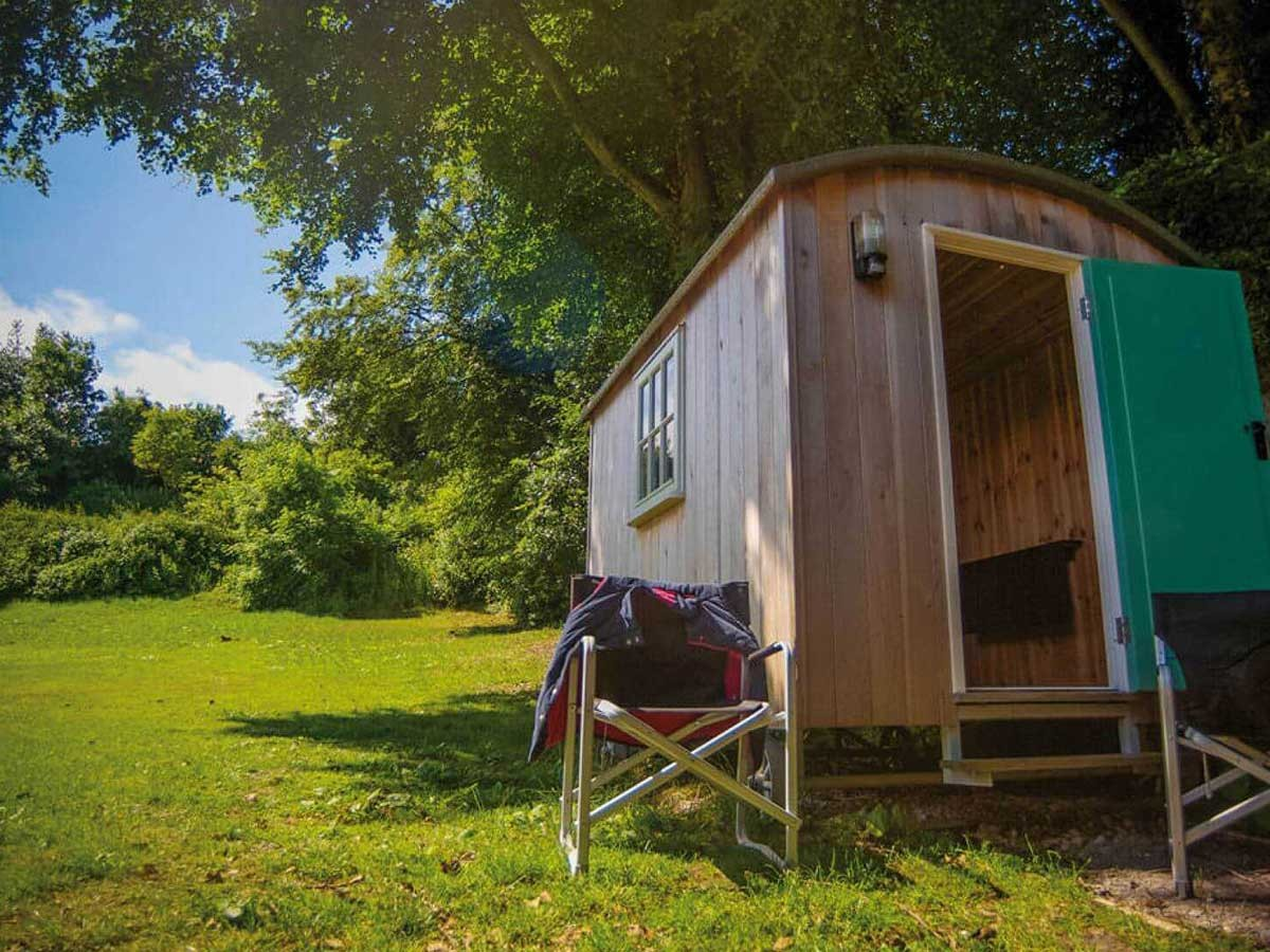 YHA Wooler Youth Hostel and Shepherds' Huts, Wooler