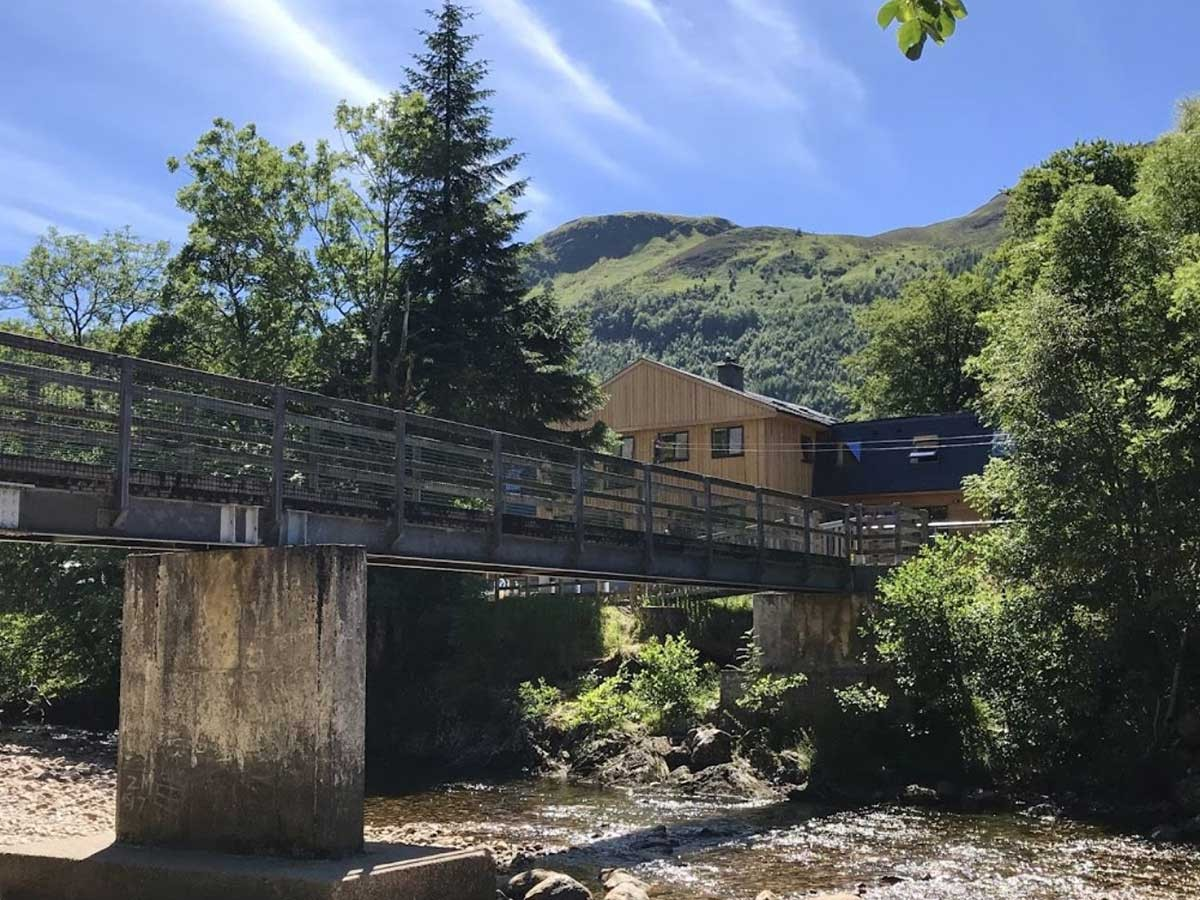 Glen Nevis Youth Hostel, Fort William