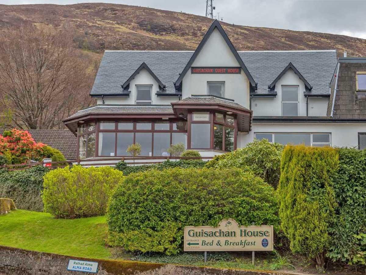 Guisachan Guesthouse, Fort William