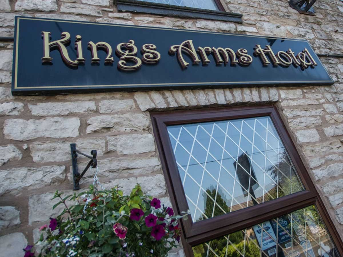 Kings Arms Hotel, Shap