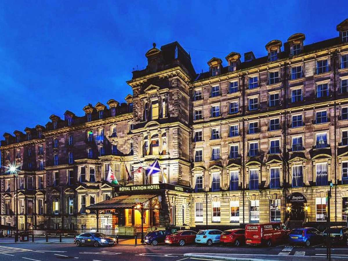 Royal Station Hotel, Newcastle upon Tyne