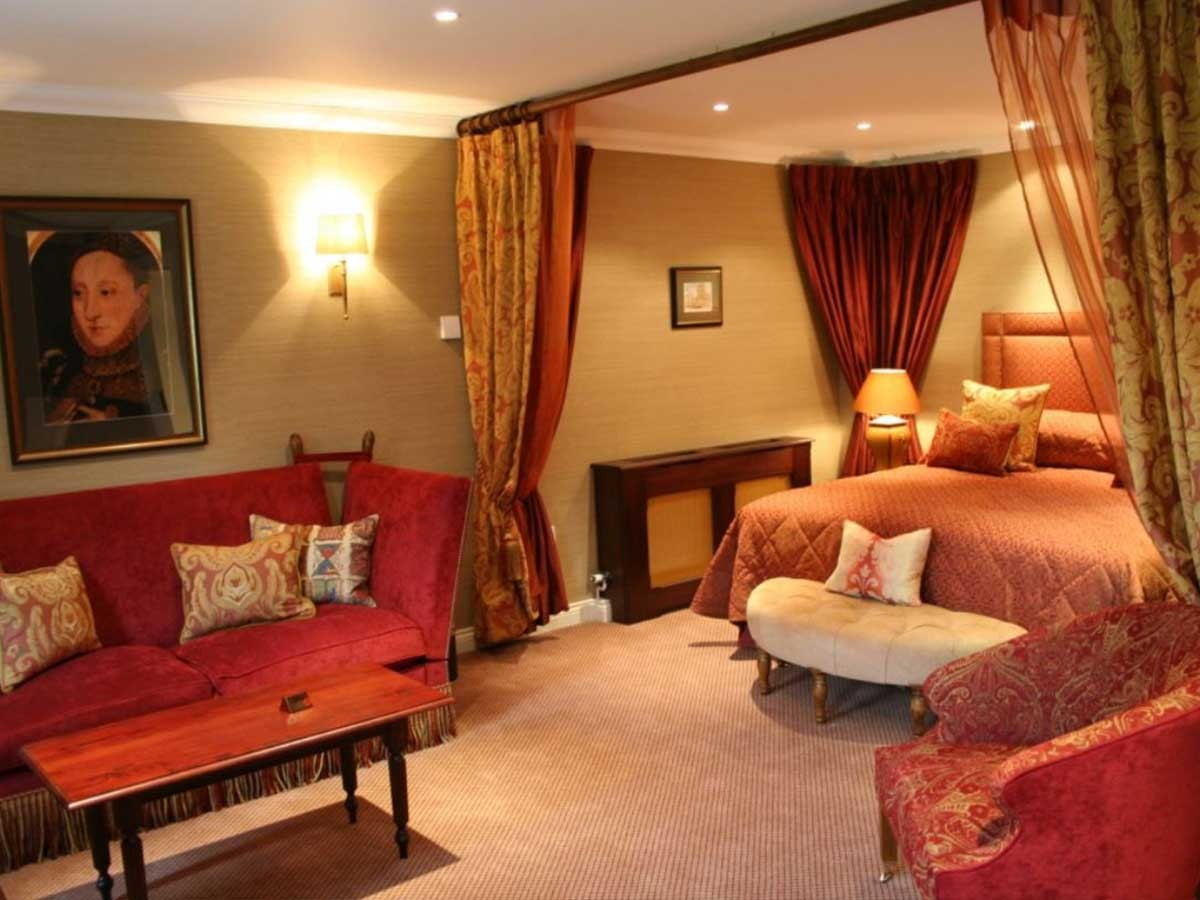 Langley Castle Hotel, Hexham