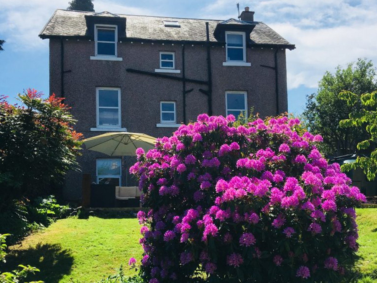 Beaufort House, Fort Augustus