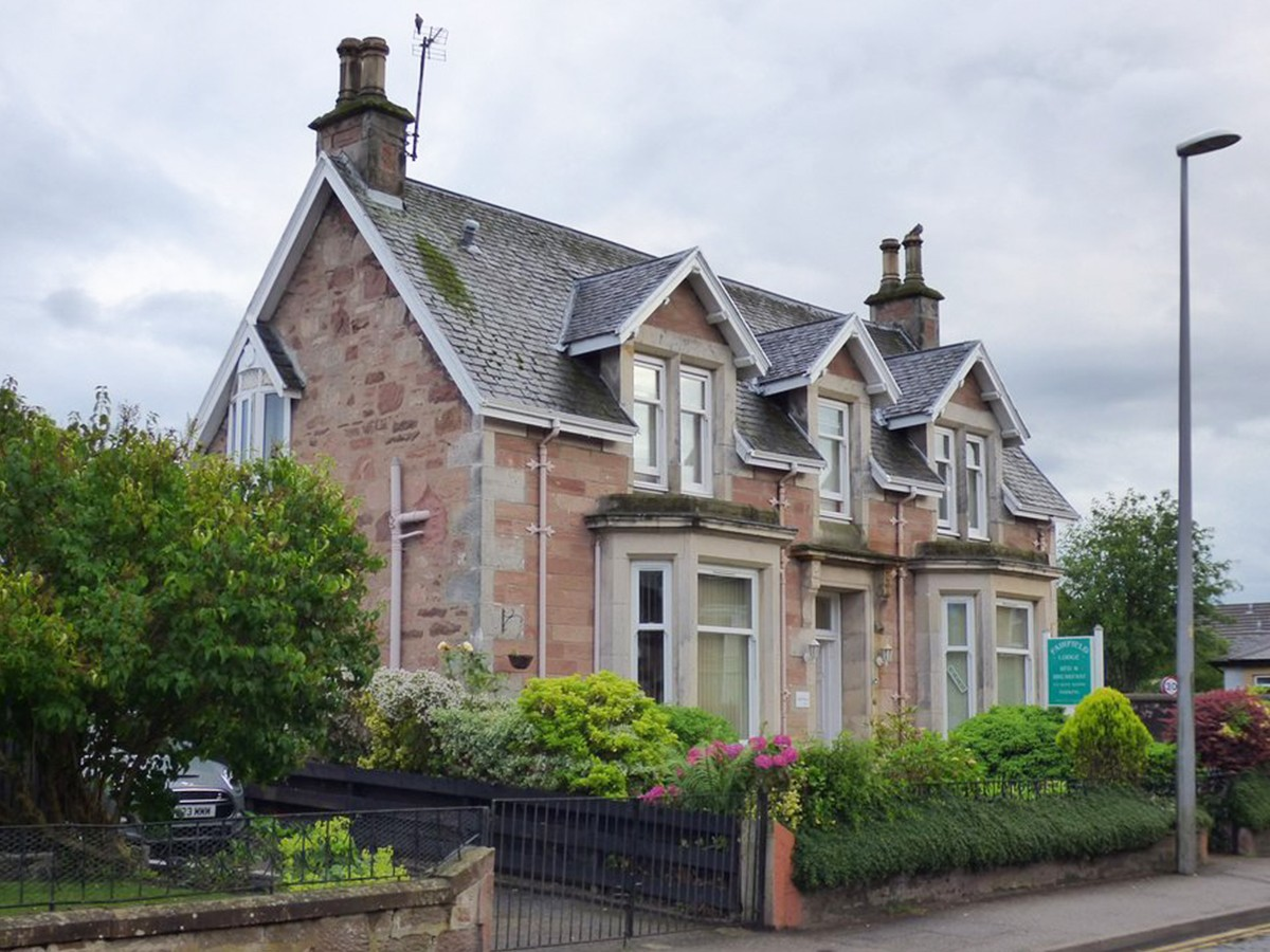 Fairfield Lodge, Inverness
