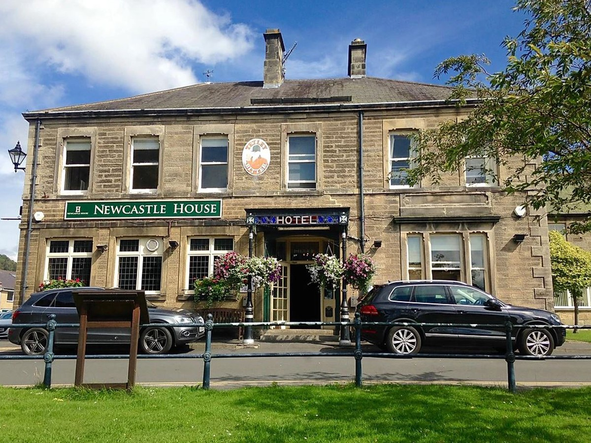 Newcastle House Hotel, Rothbury
