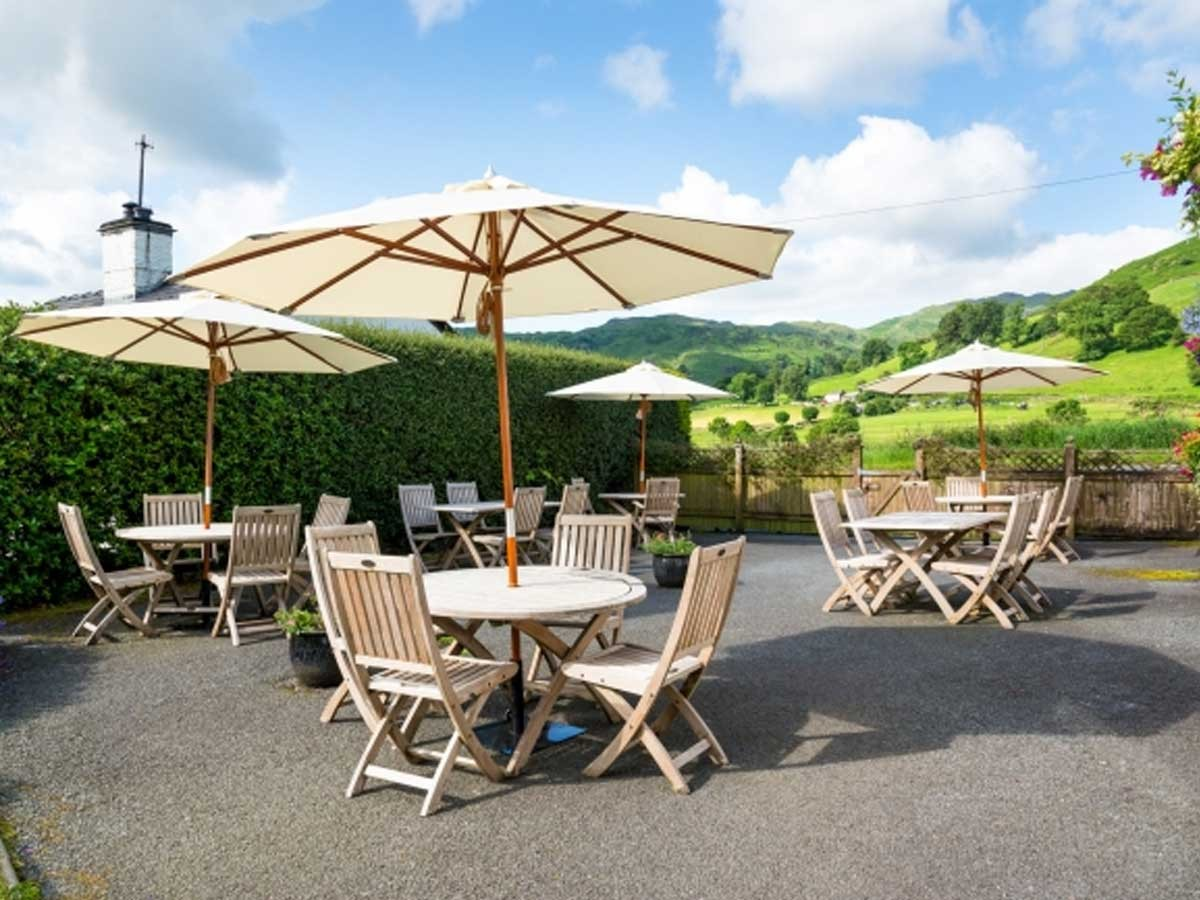 Travellers Rest Inn, Grasmere