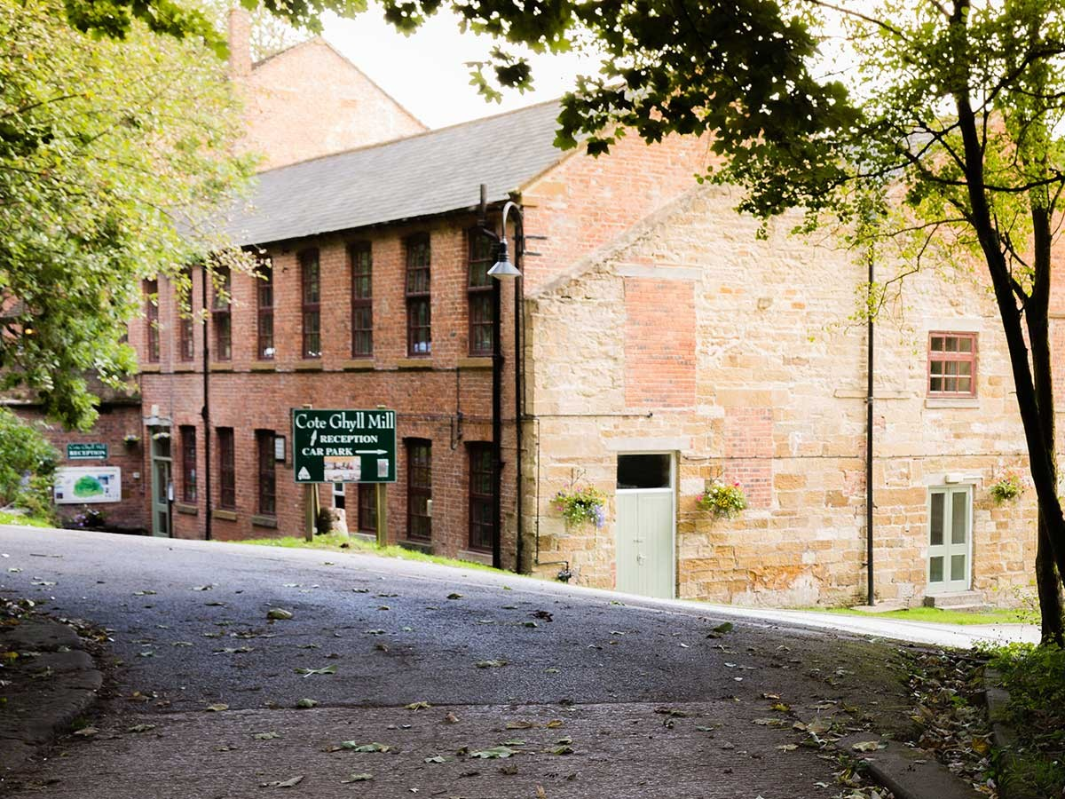 Cote Ghyll Mill YHA Youth Hostel, Osmotherley