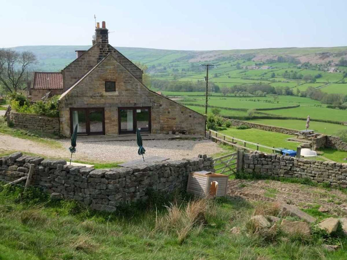 Bank House Farm Hostel, Glaisdale