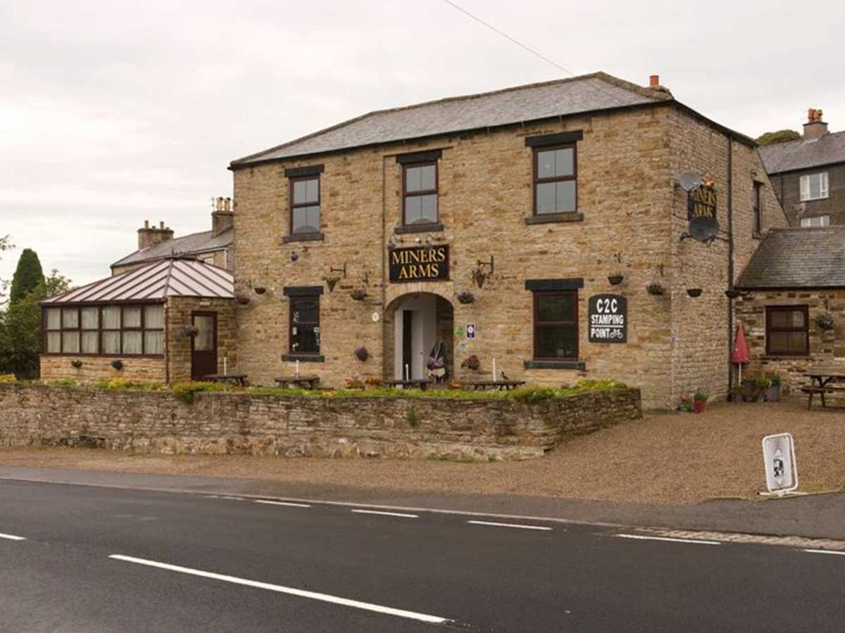 Miners Arms Bed & Breakfast, Nenthead