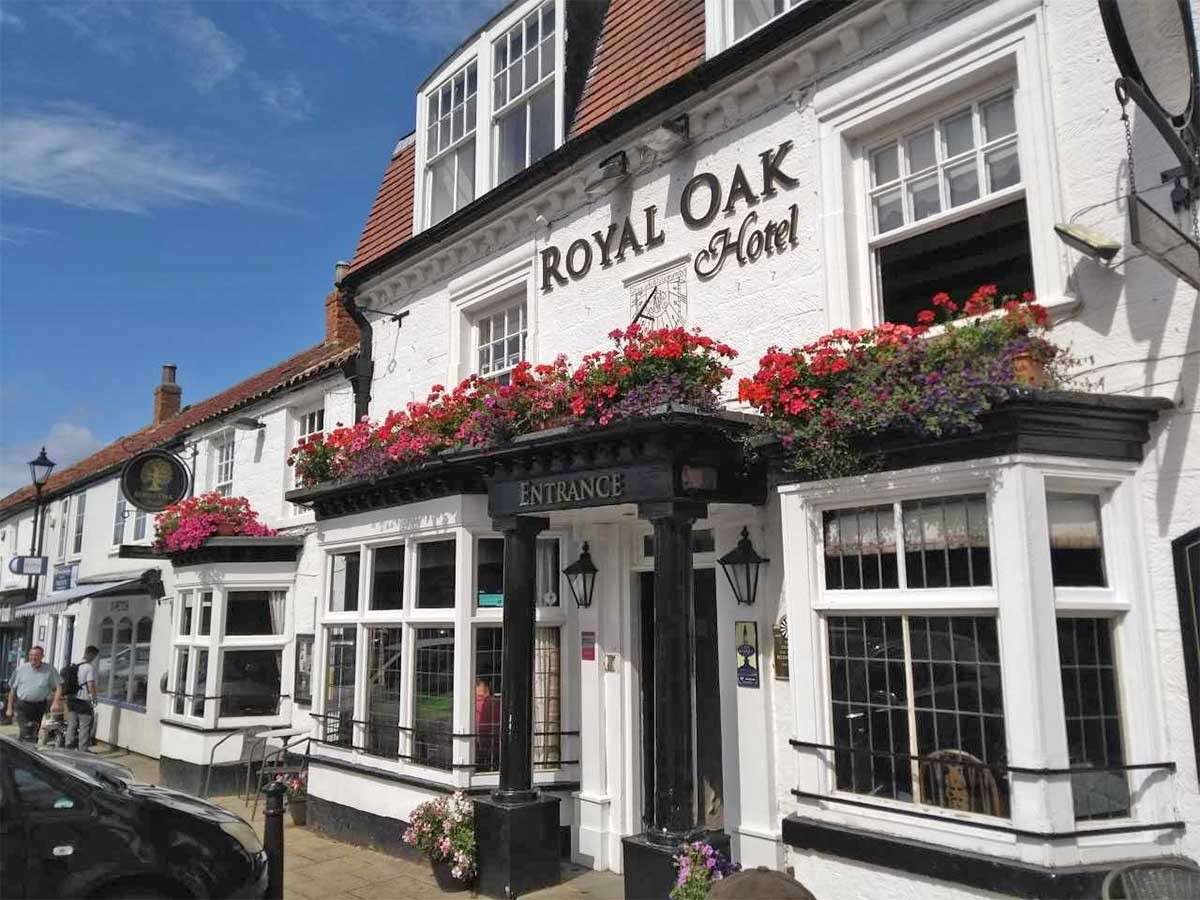The Royal Oak, Great Ayton