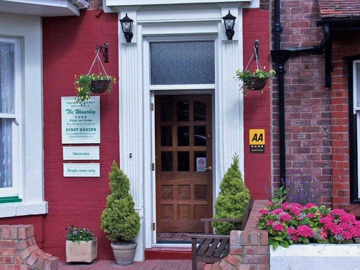 The Waverley Guest House, Whitby