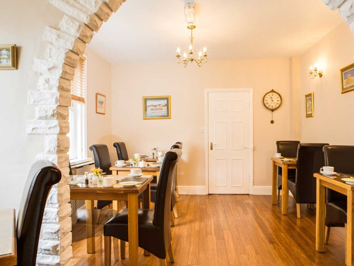 Seafield Guest House, Filey
