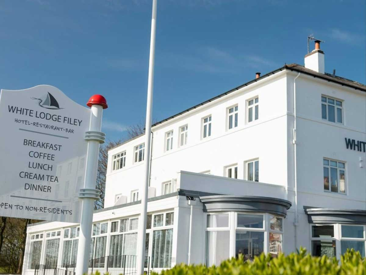 White Lodge Hotel, Filey