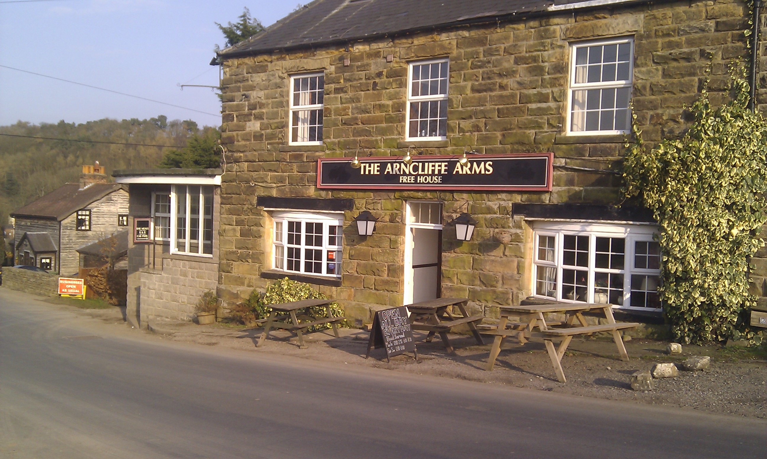 Arncliffe Arms, Glaisdale