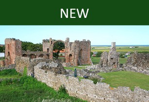 Lindisfarne Priory St Oswald's Way Route